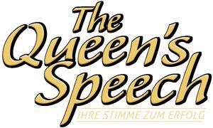 The Queen's Speech Logo